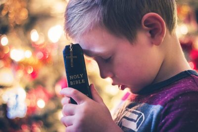 One Practical, Effective Way to Teach Your Children How to Pray